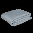 Piri szürkés kék steppelt ágytakaraó