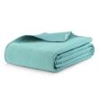 türkiz zöld ágytakaró