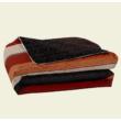 Piros fekete dupla ágytakaró