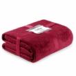 rubinvörös steppelt ágytakaró