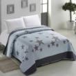 kék csillagos ágytakaró