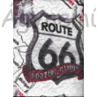 route66 motoros ágytakaró