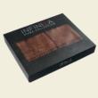 sotet-barna-csikos-borduros-frottir-torolkozo-szett-diszdobozban-02