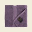 sötétlila luxus pamut törölköző 100x150 cm-02