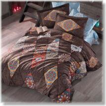 Marrakesh orange 3 részes pamutszatén ágyneműhuzat