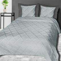 Dóra világos szürke steppelt ágytakaró