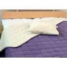 Bőrhatású kétoldalas ágytakaró