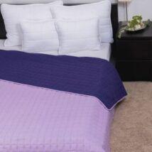 Lila ágytakaró (235*250 cm)