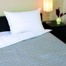 Ezüst modern ágytakaró 235*250 cm