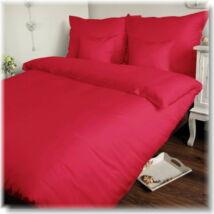 Pink 3 részes pamutszatén ágyneműhuzat