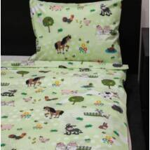 Farm állatok ovis pamut ágyneműhuzat