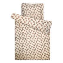 Maki majom vajszínű steppelt ovis paplan párna szett