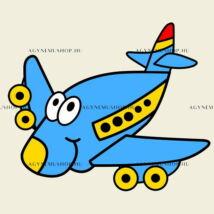 repülő ovis jel