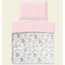 Fincsi sütik pamut gyerek ágyneműhuzat