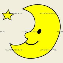 Hold vasalható ovis jel csomag (10db)