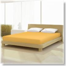 Pamut jersey de luxe gumis lepedő 140x200 és 160x200 cm-es matracra