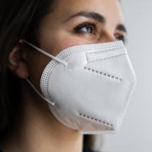 FFP2 5 Rétegű eldobható szájmaszk 2 db