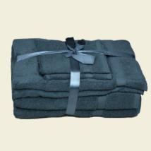 Farmer kék 100% pamut frottír fürdőlepedő