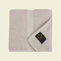 Drappos szürke luxus pamut törölköző 30x30 cm 2db