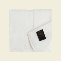 Fehér luxus pamut törölköző 30x30 cm