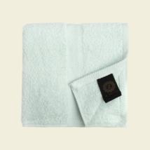 Halvány menta luxus pamut törölköző 30x30 cm 2db