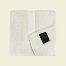 Krém luxus pamut törölköző 30x30 cm