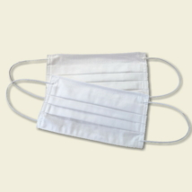 2 Rétegű textil szájmaszk 2 db-os csomag