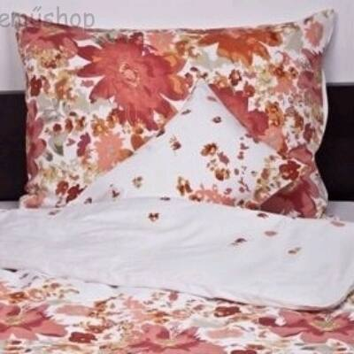 Őszi álom pamutszatén ágyneműhuzat
