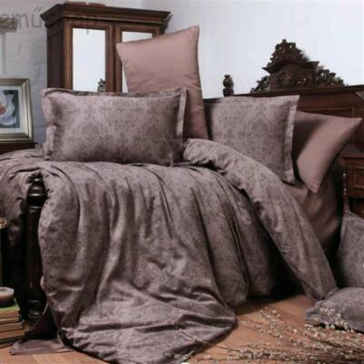 Kvala barna mintás pamutszatén ágyneműhuzat