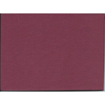 Padlizsán színű mako-szatén ágyneműhuzat