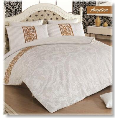 Ottoman klasszik fehér  pamutszatén ágyneműhuzat