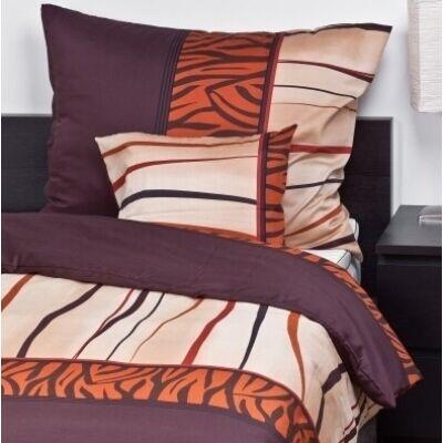 Tanzánia pamutszatén dupla ágyneműhuzat