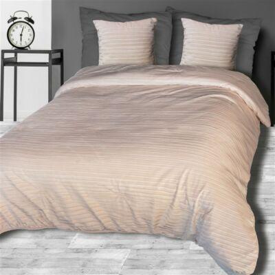 Vénusz világos drapp prémium bársonyos ágytakaró