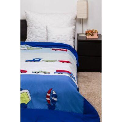 Autós gyerek ágytakaró