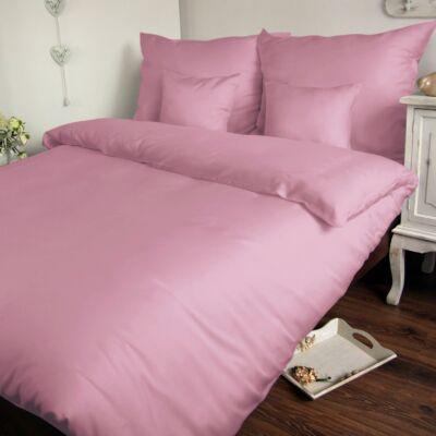 Orgona lila pamutszatén ágyneműhuzat