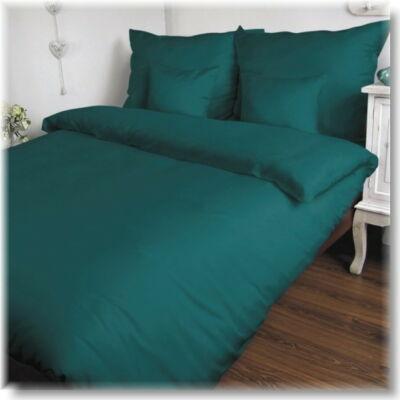 Türkiz  pamutszatén ágyneműhuzat