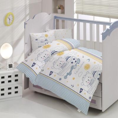 Teddy macis gyerek pamut ágyneműhuzat