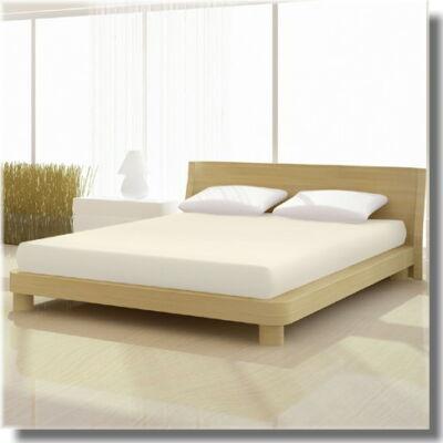 Basic pamut jersey gumis lepedő 90*200 cm-es matracra