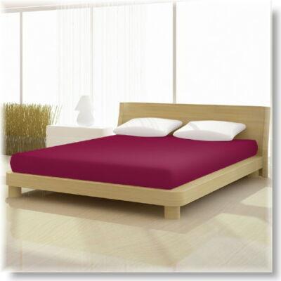 Pamut-elastan classic gumis lepedő 230 cm átmérőjű kerek  matracra