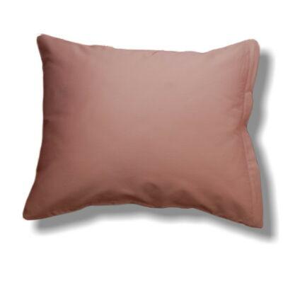 Fáradt rózsaszínű kispárnahuzat