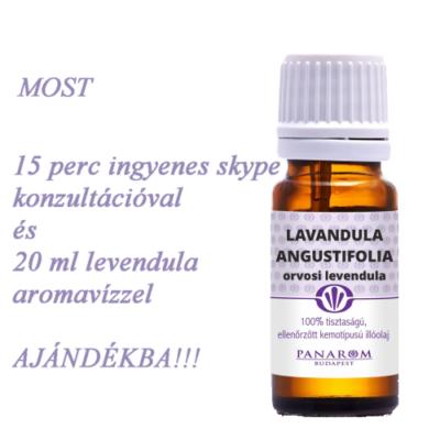 Orvosi levendula illóolaj 10 ml