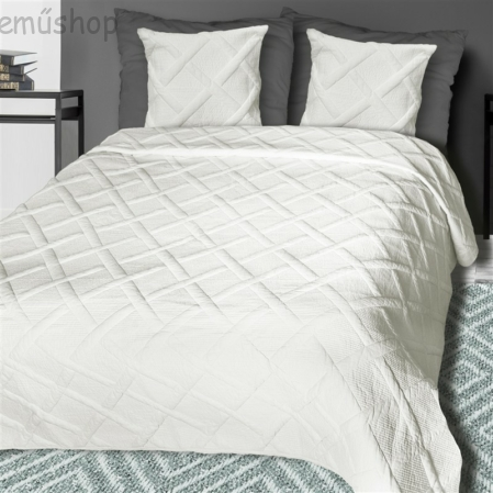 Dóra ekrüsteppelt ágytakaró