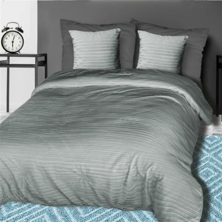 Vénusz sötét szürke prémium bársonyos ágytakaró