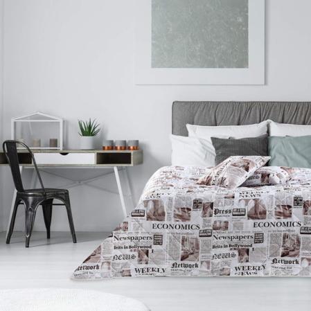 News steppelt ágytakaró (170x210)