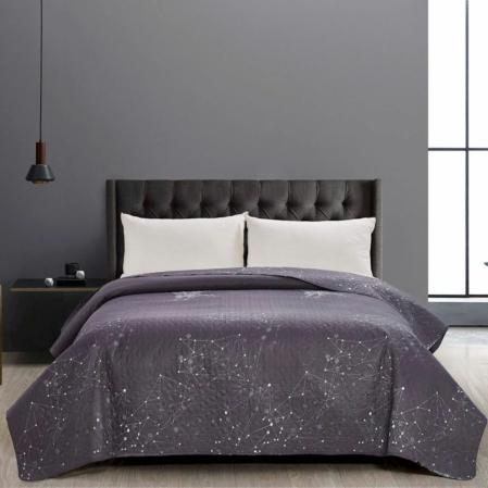 Csillagképes kétoldalas ágytakaró
