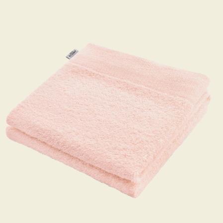 Rózsaszín ovis törölköző