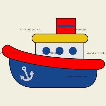 hajó  ovis jel