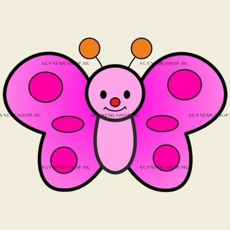 Pillangó ovis jel