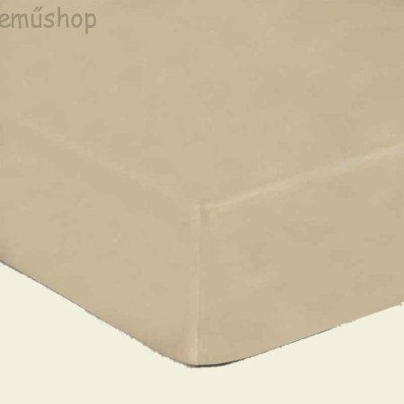 bezs-pamutzsaten-gumis-lepedo-160x200