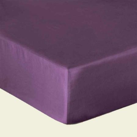 lilas-bordo-pamutszaten-gumis-lepedo160x200
